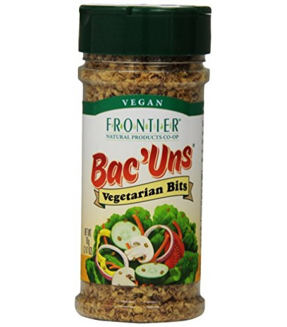 [Frontier Natural Products] Herbs & Spices Bac`Uns