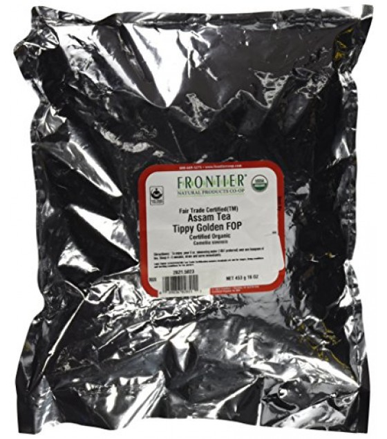 [Frontier Natural Products] Bulk Teas Assam  At least 95% Organic
