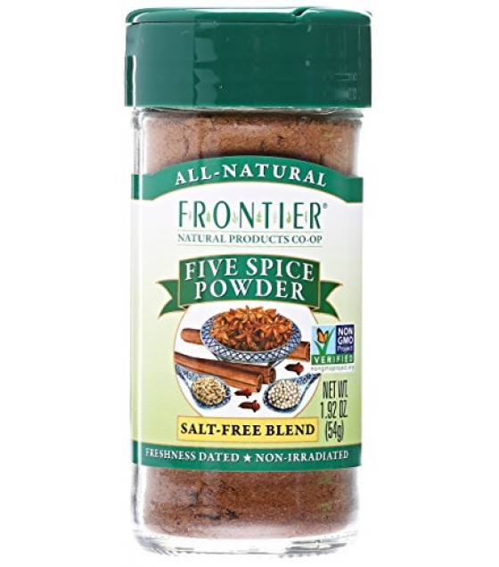 [Frontier Natural Products] Herbs & Spices Five Spice Powder