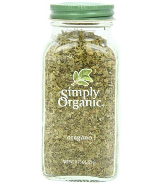[Simply Organic] Spices Oregano  At least 95% Organic
