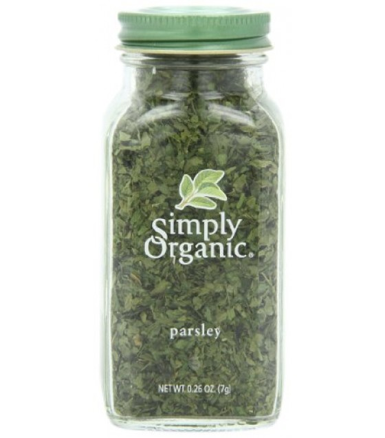 [Simply Organic] Spices Parsley  At least 95% Organic