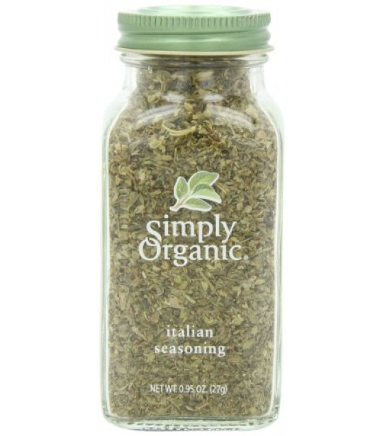 [Simply Organic] Spices Italian Seasoning  At least 95% Organic