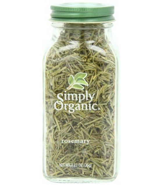 [Simply Organic] Spices Rosemary Leaves  At least 95% Organic