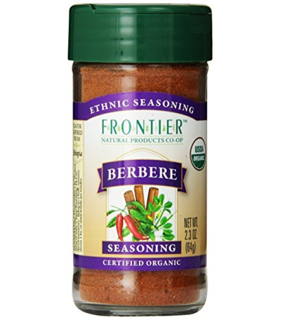 [Frontier Natural Products] Fair Trade Herbs & Spices Berbere  At least 95% Organic