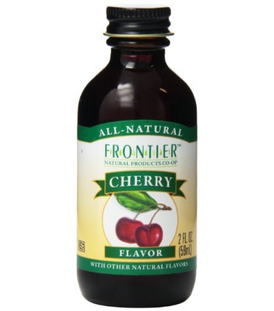 [Frontier Natural Products] Natural Flavors Cherry