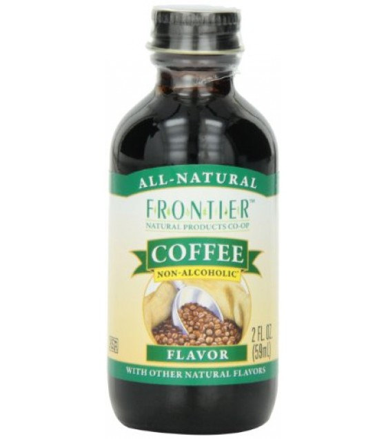 [Frontier Natural Products] Natural Flavors Coffee