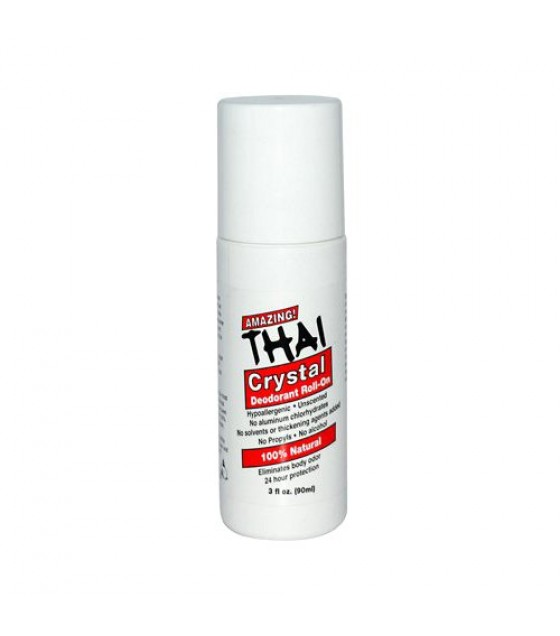 [Deodorant Stones Of America] Thai Crystal Mist, Roll-On