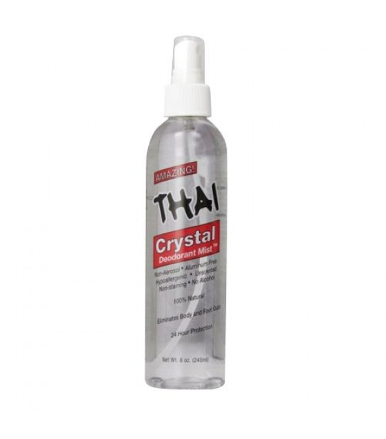 [Deodorant Stones Of America] Thai Crystal Mist, Spray