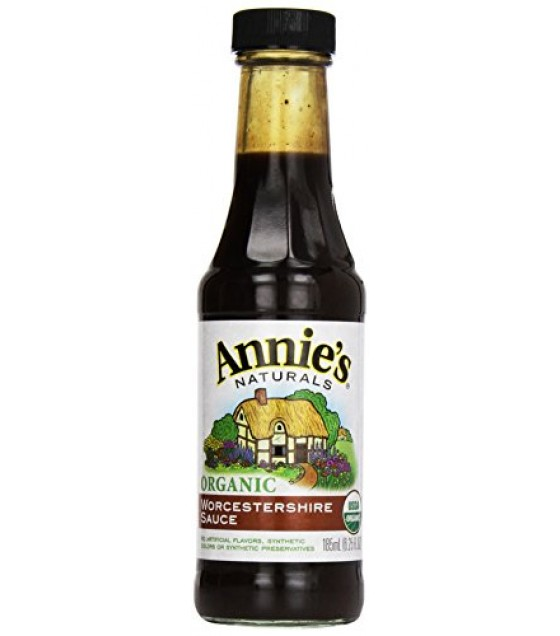 [Annie`S Naturals] Sauces Worcestershire  At least 95% Organic