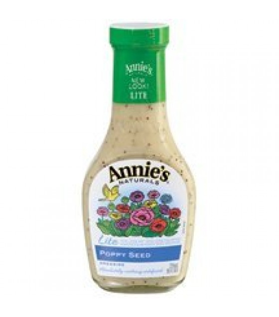 [Annie`S Naturals] Dressings Poppy Seed Lite