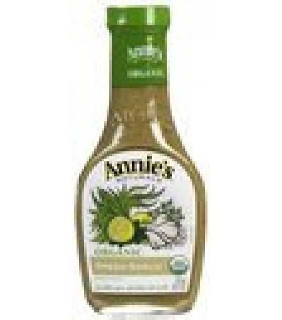 [Annie`S Naturals] Dressings Green Garlic  At least 95% Organic