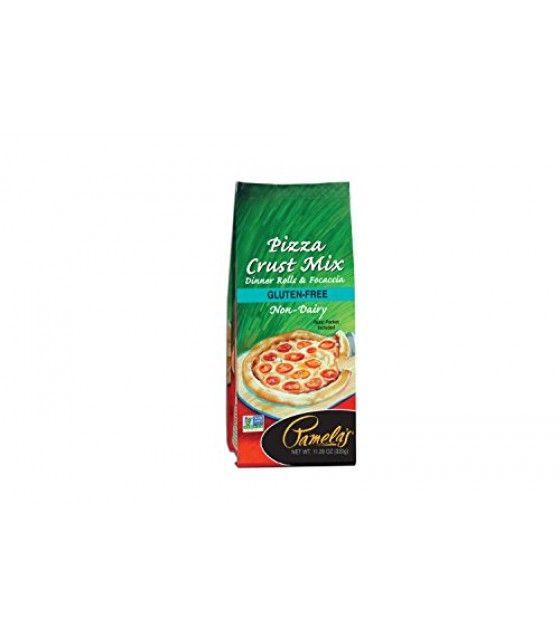 [Pamela`S Products] Baking Mixes, Wheat Free & Gluten Free Pizza Crust