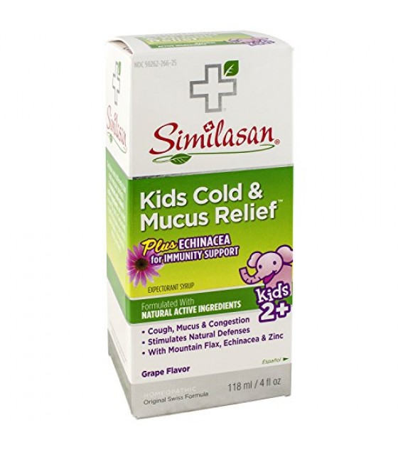 [similasan] Kids,cold,mucus Relief