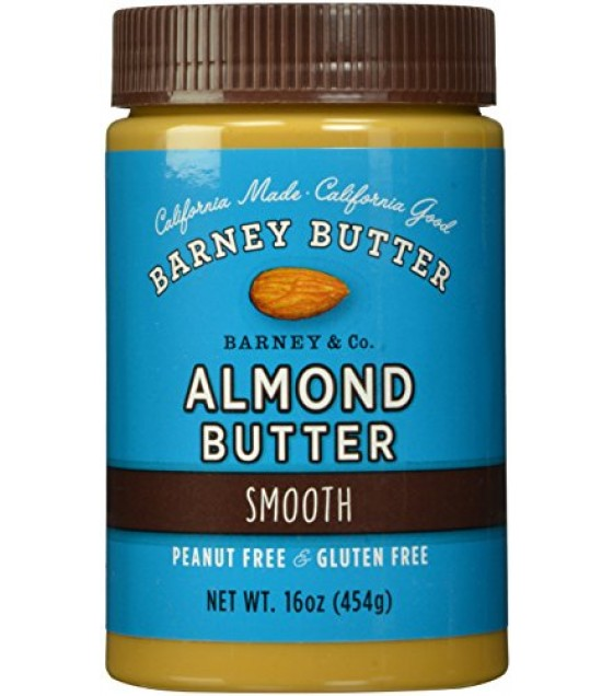 [Barney Butter] All Natural Barney Butter Smooth