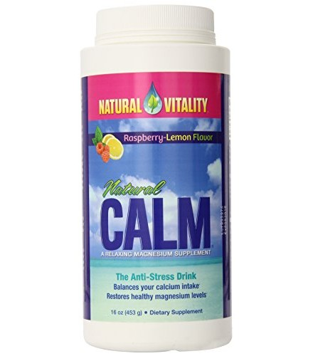 [Natural Vitality] Natural Calm Raspberry Lemon