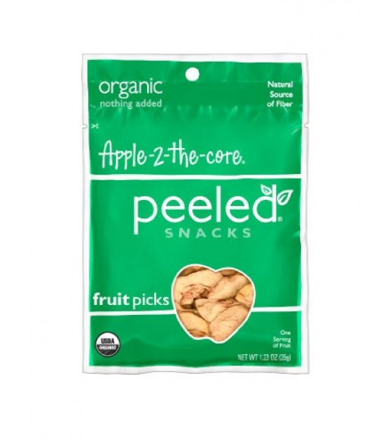 [Peeled] Dried Fruit Mixes Fruit Pick, Apple-2-the-Core  At least 95% Organic