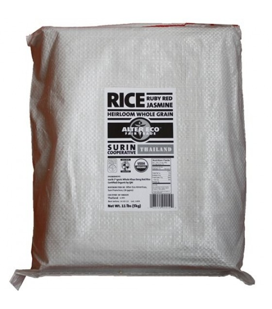 [Alter Eco] Grains Rice, Ruby Red  100% Organic