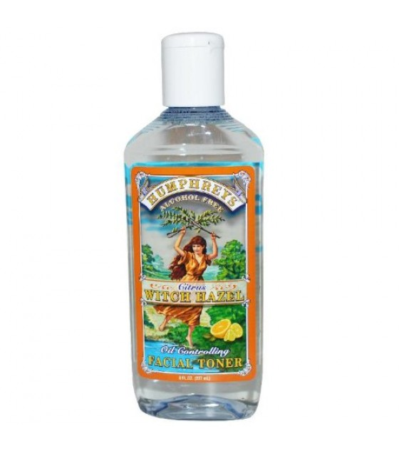 [Humphreys Pharmacal] Witch Hazel Toner, Oil Controlling
