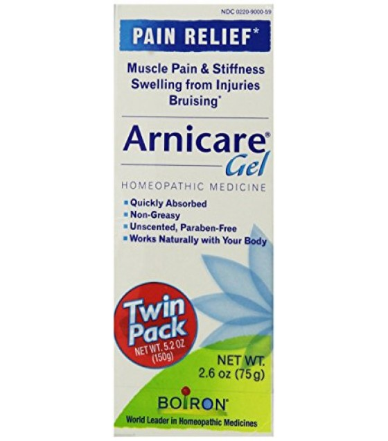 [Boiron] Personal Care Products Arnicare Gel, Twin Pack