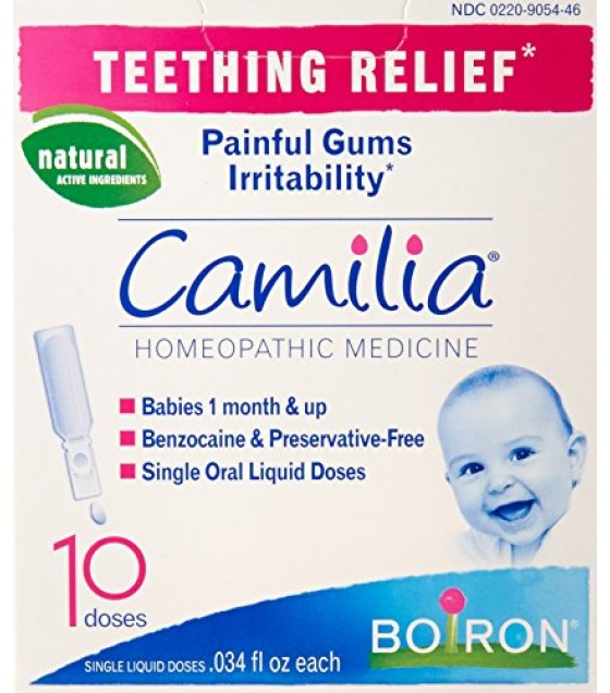 [Boiron] Children`s Products Camilia, Teething Relief