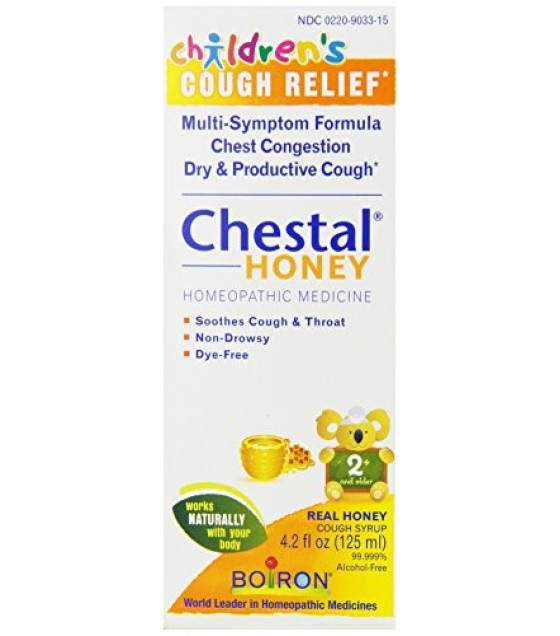 [Boiron] Remedies Chestal For Children