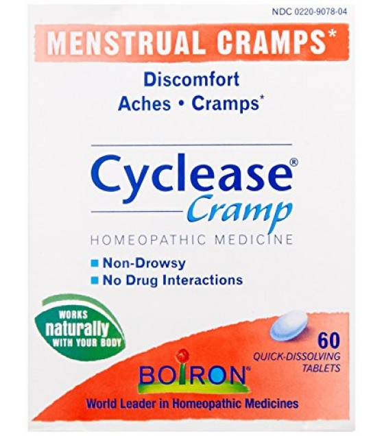 [Boiron] Woman`s Products Cyclease Cramp