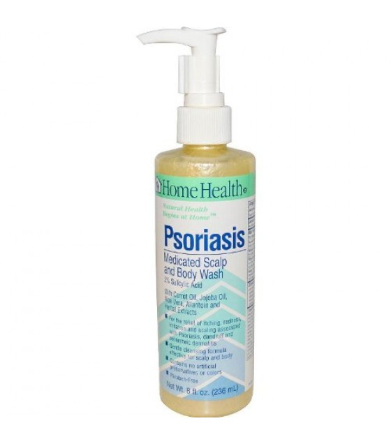[Home Health] Skin Care Psoriasis Body Wash