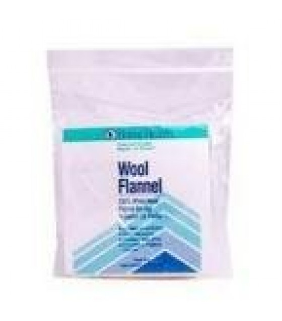 [Home Health] Health Care Products Wool Flannel, Small (12x18)