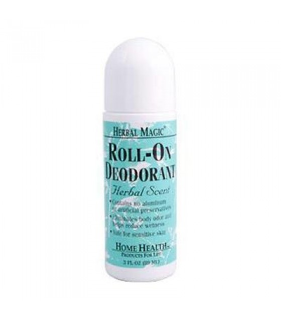 [Home Health] Herbal Magic Roll-On Deodorant Herbal