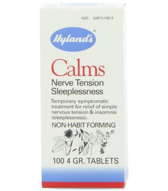 [Hylands Homeopathic Remedies] Popular Specialty Products Calms