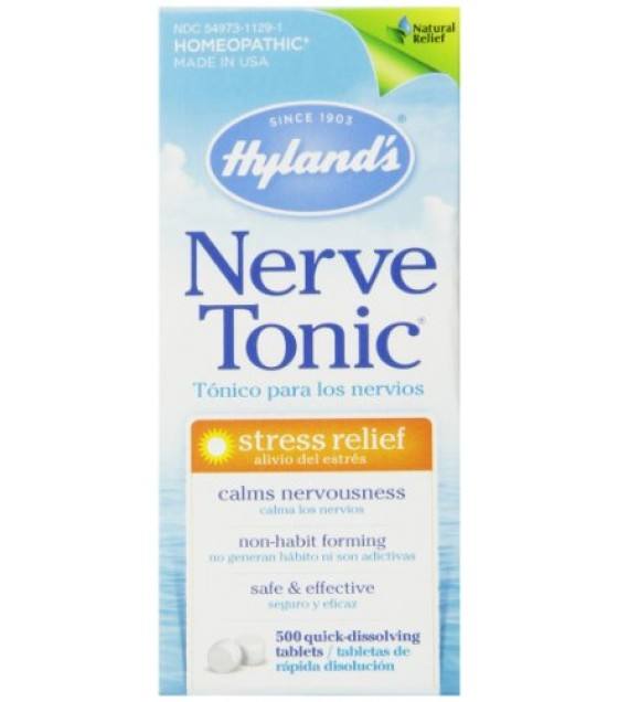 [Hylands Homeopathic Remedies] Popular Specialty Products Nerve Tonic