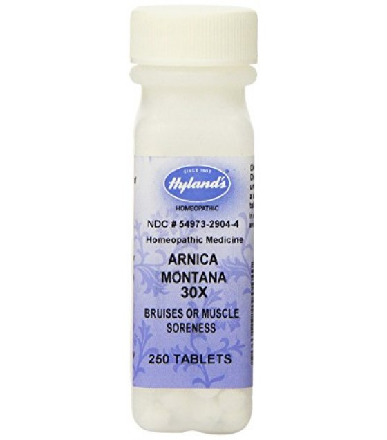 [Hylands Homeopathic Remedies] STANDARD - Single Remedies 30X Arnica Montana (Bruise/Muscle)