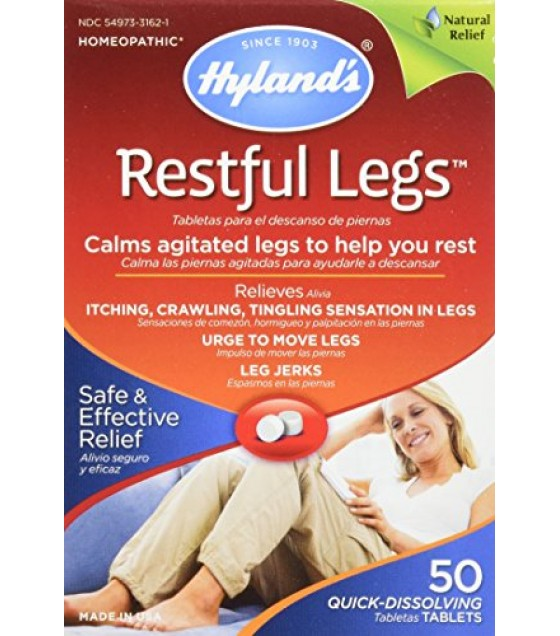 [Hylands Homeopathic Remedies] Pain Products Combinations Restful Legs