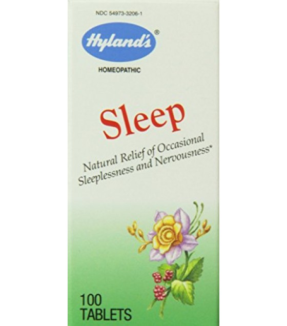[Hylands Homeopathic Remedies] Over the Counter Combinations Sleep