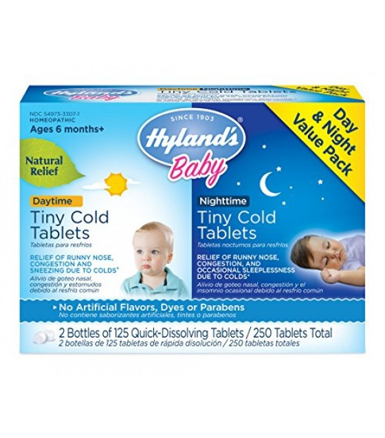 [hylands Homeopathic] Baby Tiny Cold Tab,dy&ngt