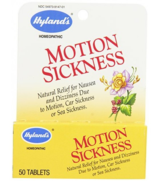[Hylands Homeopathic Remedies] Digestive Products Motion Sickness