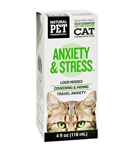 [king Bio Homeopathic] (cat)anxiety & Stress