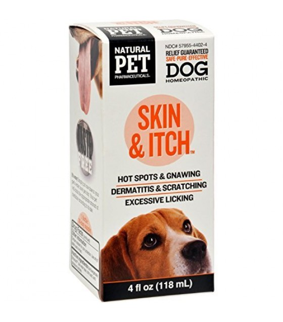 [king Bio Homeopathic] (dog)skin & Itch