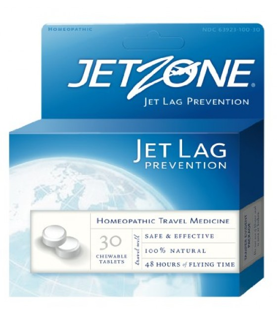 [Global Source]  JetZone Jet Lag Remedy