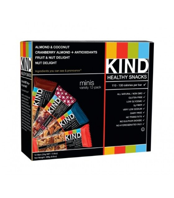 [Kind] Kind Fruit & Nut Bars Minis Variety Pack