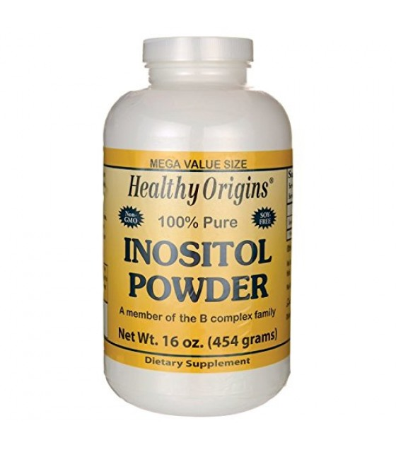 [Healthy Origins] INOSITOL POWDER,100% PURE