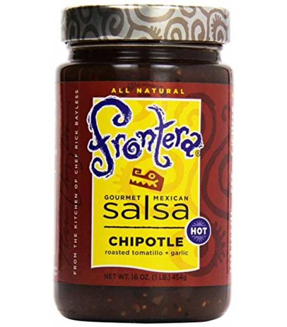 [Frontera] Salsas Chipotle, Hot