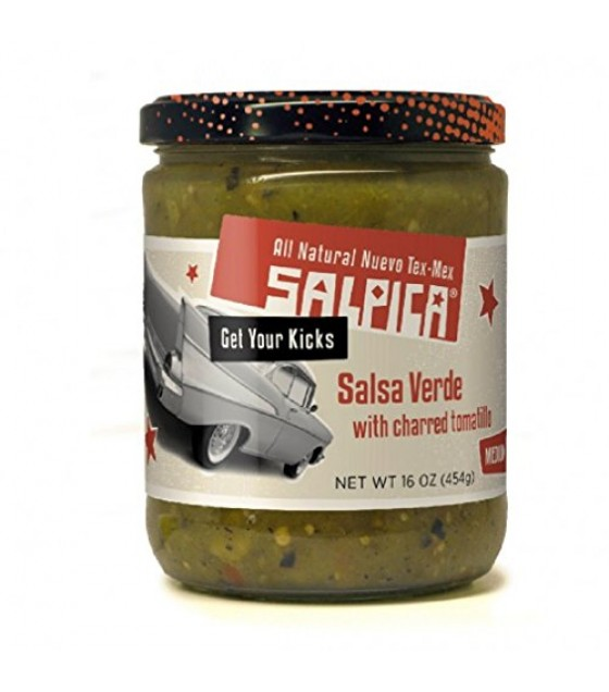 [Salpica] Salsas Verde, Medium