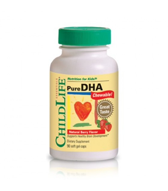 [Childlife-Nutrition For Kids]  Pure DHA