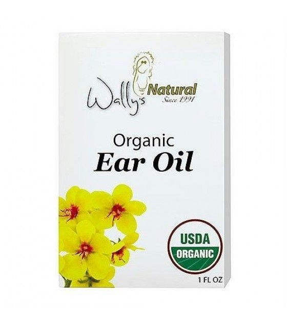 [Wally`S Natural Products] Ear Care Organic Ear Oil  At least 95% Organic