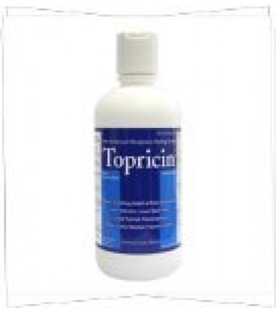 [Topricin]  Topricin, Flip Top Bottle