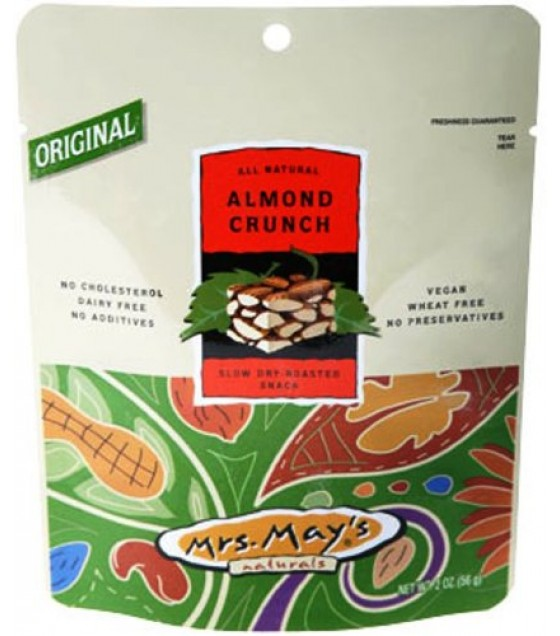 [Mrs May`S Naturals] Crunch Snacks Almond