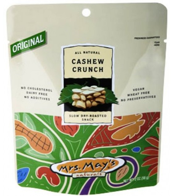 [Mrs May`S Naturals] Crunch Snacks Cashew