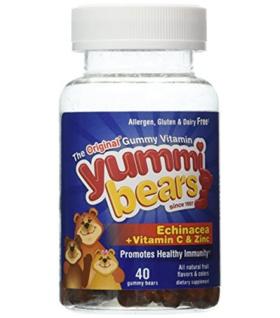 [Hero Nutritionals] Yummi Bears Echinacea