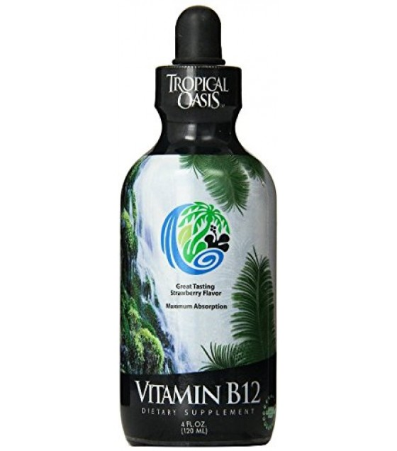 [Tropical Oasis] Liquid Dietary Supplements B12